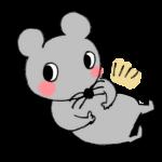 満腹ネズミ