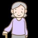 高齢のおばあさん