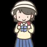 入学式(女の子)
