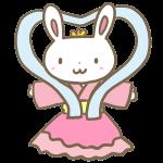 ウサギの乙姫