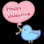 HappyValentine(小鳥)