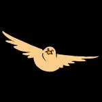 羽ばたき1