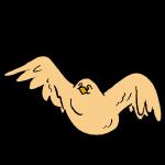 羽ばたき2