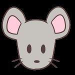 真顔ネズミ