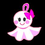 てるてるぼうず(ピンク)
