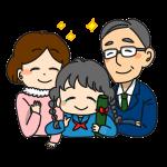 親に感謝の日