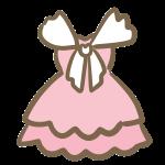 パーティドレス(ピンク)