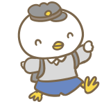 小学生の鶏(男の子)