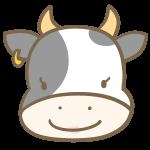 牛のお母さん