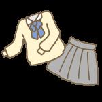 セーターの制服
