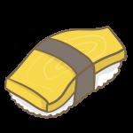 卵焼きの握り寿司