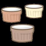 ココット(茶系)