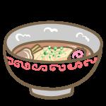 ラーメン(醤油)