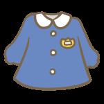 園服(紺色)