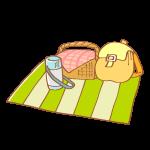 ピクニックの準備
