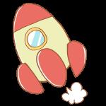 キュートなロケット