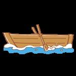 公園のボート