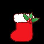 長靴(クリスマス)