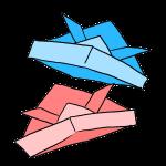 折り紙かぶと