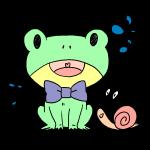 カエルの歌声