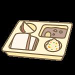 給食(ワンプレートタイプ)