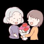 母へプレゼント