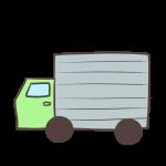 緑のトラック