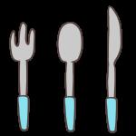 スプーンフォークナイフ