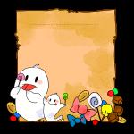 オバケとお菓子