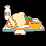 食パンの給食