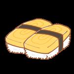 たまごのお寿司