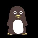 黒いペンギン
