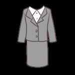 リクルートスーツ(女)