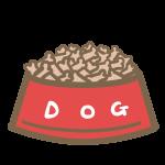 ドッグフード(お皿)
