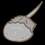 カブトガニ