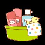 アヒル入りお風呂セット