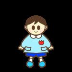 園児(男の子)