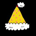 パーティー帽子
