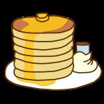 オススメホットケーキ
