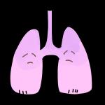 弱った肺たち
