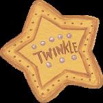 クッキー(星型)