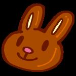 チョコレート(うさぎ)