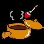 チョコレートフォンデュ(なべタイプ)
