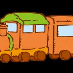 おもちゃの汽車(電車)