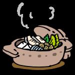 鍋(魚介)