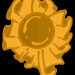 勲章変形リボン