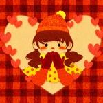 バレンタインカード-5