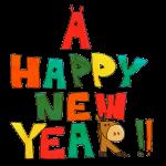 馬のA HAPPY NEW YEAR!!