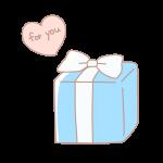四角い箱のプレゼント2