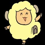 羊やったー